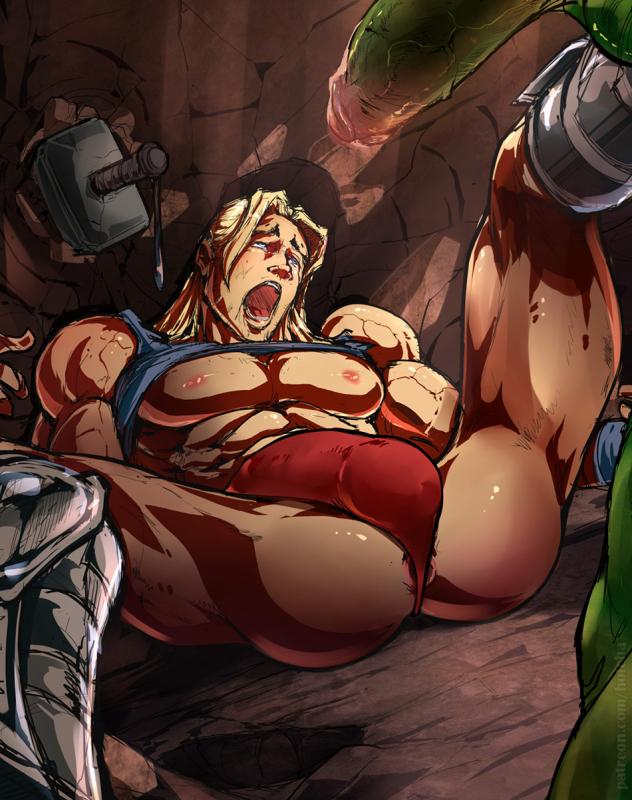 hulk+thor